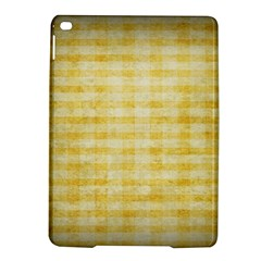 Spring Yellow Gingham Ipad Air 2 Hardshell Cases