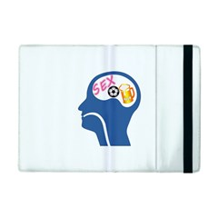 Male Psyche Ipad Mini 2 Flip Cases by linceazul