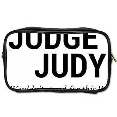Judge Judy Wouldn t Stand For This! Toiletries Bags by theycallmemimi