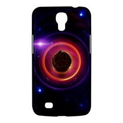 The Little Astronaut On A Tiny Fractal Planet Samsung Galaxy Mega 6 3  I9200 Hardshell Case by beautifulfractals