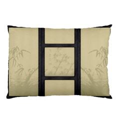 Tatami   Bamboo Pillow Case (two Sides) by RespawnLARPer