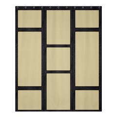 Tatami Shower Curtain 60  X 72  (medium) by RespawnLARPer