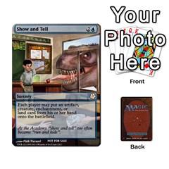 Jack Proxies By Kommandr   Playing Cards 54 Designs   6yua9xoqzyxy   Www Artscow Com Front - SpadeJ