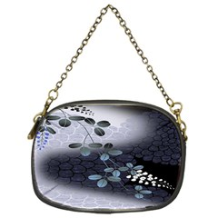 Abstract Black And Gray Tree Chain Purses (one Side)  by BangZart