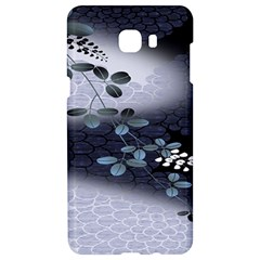 Abstract Black And Gray Tree Samsung C9 Pro Hardshell Case  by BangZart