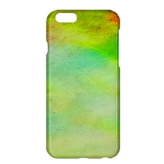 Abstract Yellow Green Oil Apple Iphone 6 Plus/6s Plus Hardshell Case by BangZart