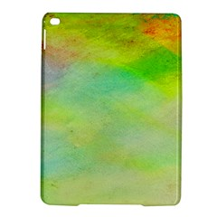 Abstract Yellow Green Oil Ipad Air 2 Hardshell Cases