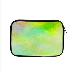 Abstract Yellow Green Oil Apple Macbook Pro 15  Zipper Case by BangZart
