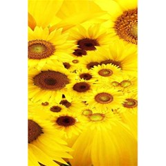 Beautiful Sunflowers 5 5  X 8 5  Notebooks by BangZart