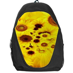 Beautiful Sunflowers Backpack Bag by BangZart