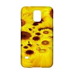 Beautiful Sunflowers Samsung Galaxy S5 Hardshell Case