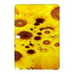 Beautiful Sunflowers Samsung Galaxy Tab Pro 12 2 Hardshell Case by BangZart