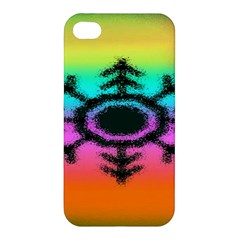 Vector Snowflake Apple Iphone 4/4s Hardshell Case by BangZart