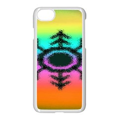 Vector Snowflake Apple Iphone 7 Seamless Case (white) by BangZart