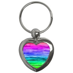 Pretty Color Key Chains (heart)  by BangZart