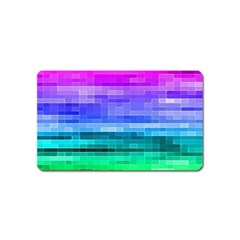 Pretty Color Magnet (name Card) by BangZart