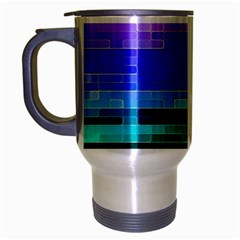 Pretty Color Travel Mug (silver Gray) by BangZart
