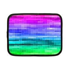 Pretty Color Netbook Case (small)  by BangZart