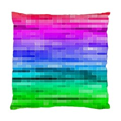 Pretty Color Standard Cushion Case (one Side)