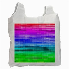 Pretty Color Recycle Bag (one Side) by BangZart