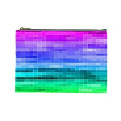 Pretty Color Cosmetic Bag (large)  by BangZart