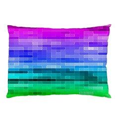 Pretty Color Pillow Case (two Sides)