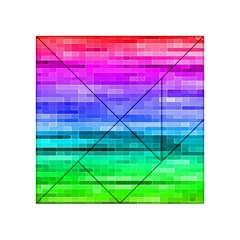 Pretty Color Acrylic Tangram Puzzle (4  X 4 )