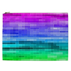 Pretty Color Cosmetic Bag (xxl)  by BangZart