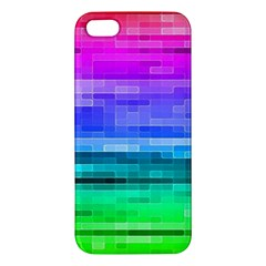 Pretty Color Iphone 5s/ Se Premium Hardshell Case by BangZart