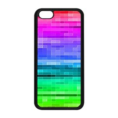 Pretty Color Apple Iphone 5c Seamless Case (black) by BangZart