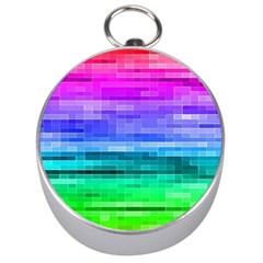Pretty Color Silver Compasses