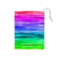 Pretty Color Drawstring Pouches (medium)  by BangZart