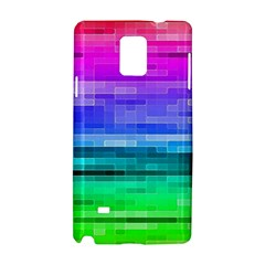 Pretty Color Samsung Galaxy Note 4 Hardshell Case by BangZart