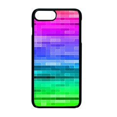 Pretty Color Apple Iphone 7 Plus Seamless Case (black)