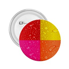 Color Abstract Drops 2 25  Buttons