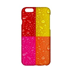 Color Abstract Drops Apple Iphone 6/6s Hardshell Case by BangZart