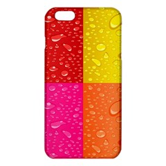 Color Abstract Drops Iphone 6 Plus/6s Plus Tpu Case by BangZart