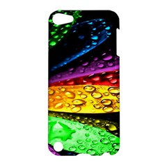 Abstract Flower Apple Ipod Touch 5 Hardshell Case