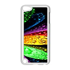 Abstract Flower Apple Ipod Touch 5 Case (white)
