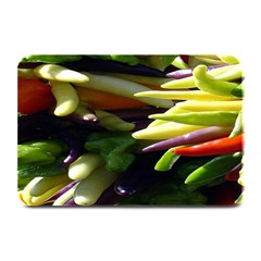 Bright Peppers Plate Mats