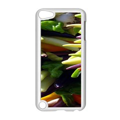 Bright Peppers Apple Ipod Touch 5 Case (white)