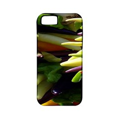 Bright Peppers Apple Iphone 5 Classic Hardshell Case (pc+silicone) by BangZart