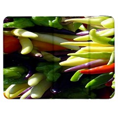 Bright Peppers Samsung Galaxy Tab 7  P1000 Flip Case by BangZart