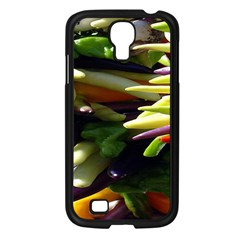 Bright Peppers Samsung Galaxy S4 I9500/ I9505 Case (black)