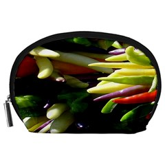 Bright Peppers Accessory Pouches (large)  by BangZart