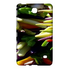 Bright Peppers Samsung Galaxy Tab 4 (7 ) Hardshell Case  by BangZart