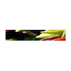 Bright Peppers Flano Scarf (mini) by BangZart