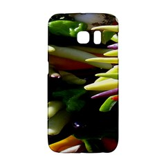 Bright Peppers Galaxy S6 Edge by BangZart