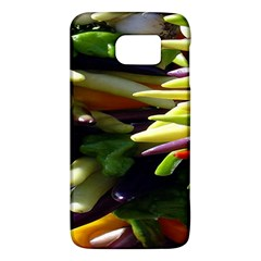 Bright Peppers Galaxy S6 by BangZart