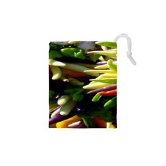 Bright Peppers Drawstring Pouches (xs)  by BangZart